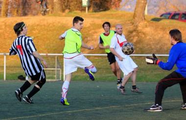 Sonntagabend-Fussball